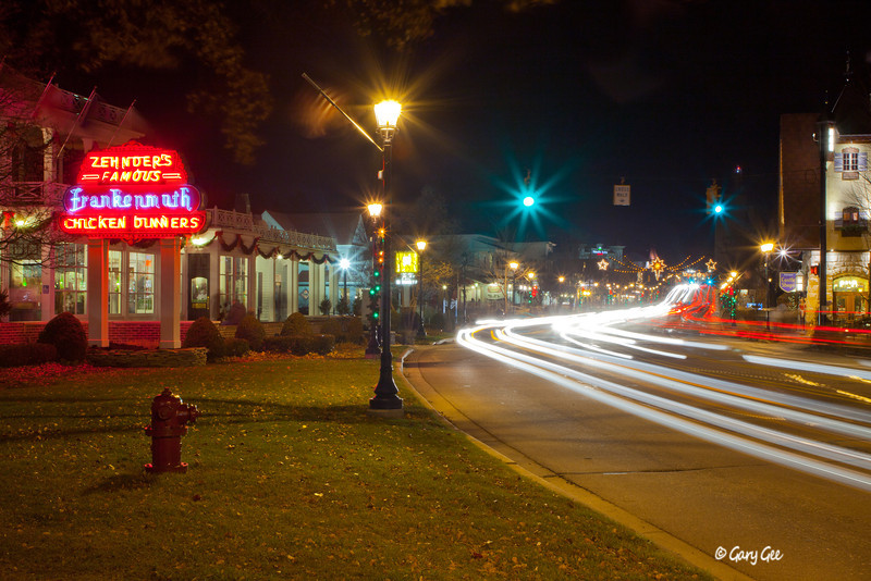 Frankenmuth Michigan after hours