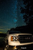 My GMC & the Milky Way! :)
