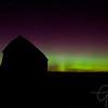 Northern Lights 11-13-12, Otsego County Michigan