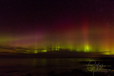 Sturgeon Bay Aurora October 2013