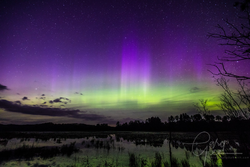 Northern Lights May 27, 2017 Michigan