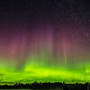 Aurora - Northern Lights - September 7th 2015 - Lewiston, Michigan