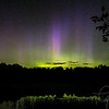 Northern Lights, Town Corner Lake Montmerency County, MI