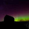 Aurora Borealis in Northern Michigan