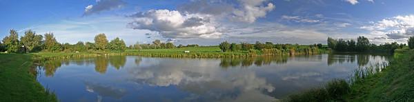 Ein See bei Putlos, Ostholstein