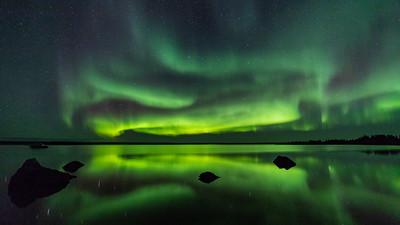 Canada Aurora Timelapse