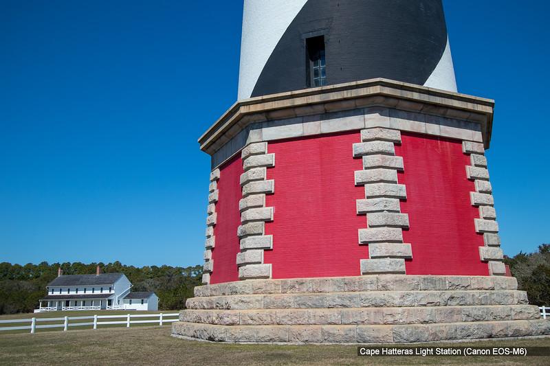 Cape Hatteras Light Station  (Canon EOS-M6)