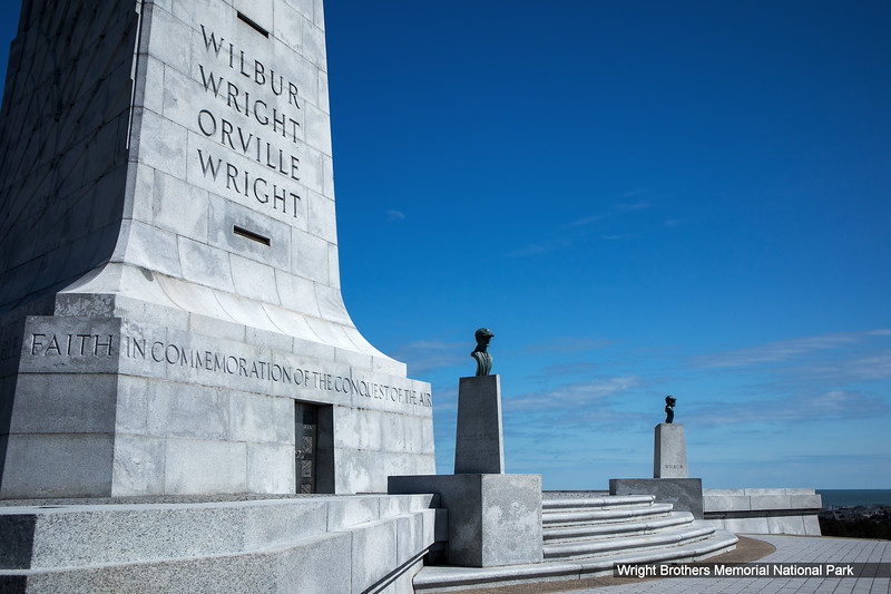Wright Brothers Memorial National Park