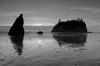 Ruby Beach Sea Stacks<br /> Olympic National Park