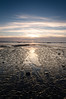 Sunset at Low Tide<br /> Ruby Beach<br /> Olympic National Park
