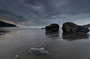 Fourth Beach Morning Storm Clouds<br /> Olympic National Park
