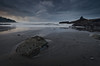 First Glimpse of Morning<br /> Fourth Beach<br /> Olympic National Park