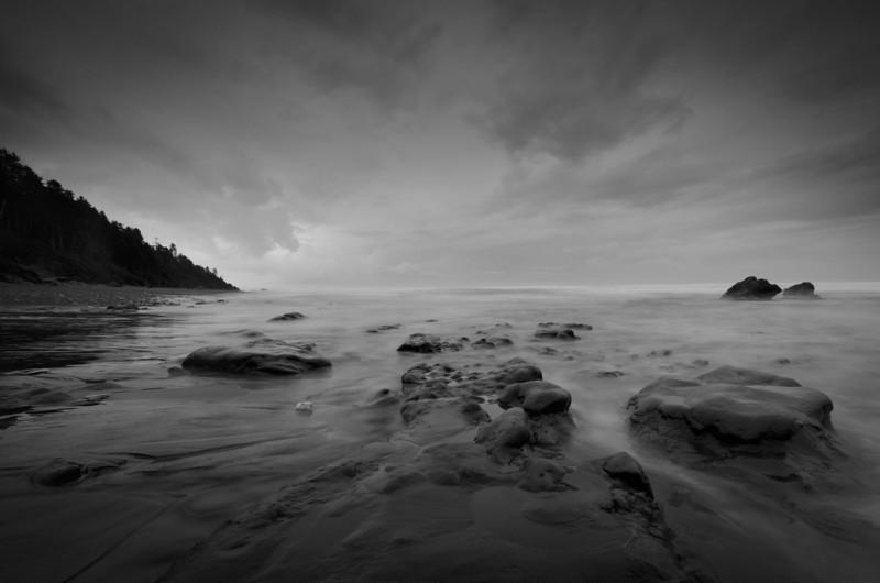 Fourth Beach Sunrise<br /> Olympic National Park
