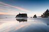Ruby Beach Sunset Sky<br /> Olympic National Park