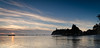 Sunset Reflection<br /> Ruby Beach<br /> Olympic National Park