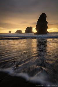 China Beach near Brookings, Oregon