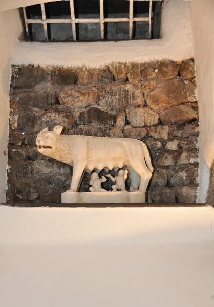 Osteria Romana. Rome, Italy