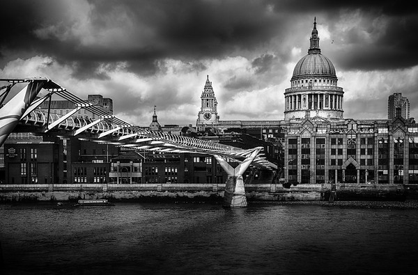 St Paul's from the South Bank