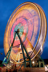 Ferris Wheel at the Midway