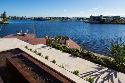 Pelican Waters Landscape