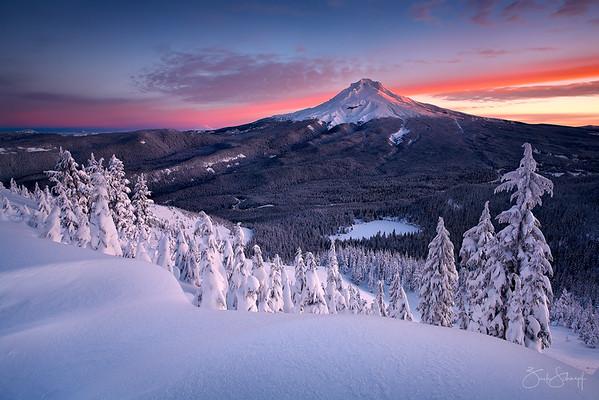 Mt Hood Majesty Mt. Hood, Oregon