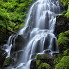 "<font color=""#FFFFFF"" size=""4"" face=""Verdana, Arial, Helvetica, sans-serif"">Fairy Falls</font><br> Columbia River Gorge, Oregon"