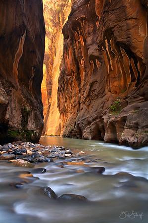 Canyon of Wonder Zion NP, Utah