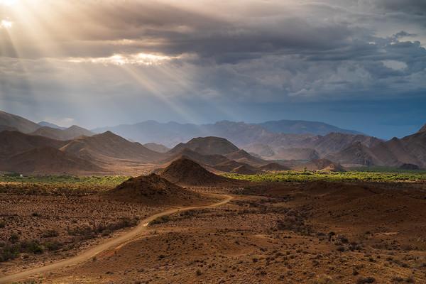 Hope, Weltevreden Valley in the Karoo, Prince Albert, South Africa