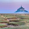 Dawn, Mont Saint Michel, Normandy France 9/2019