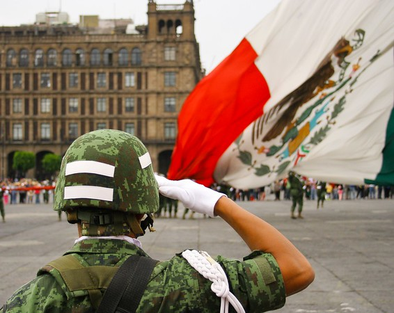 The Flag, My Pride (Mexico)