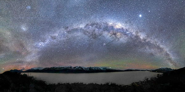 Wilson Bay Milkyway