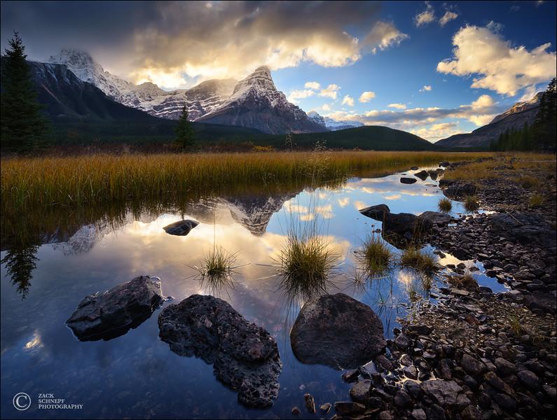 Rocky Mountain Reflection