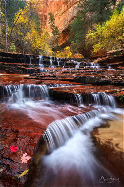 Arch Angel Falls Vertical