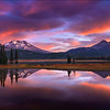 Sparks Lake Autumn