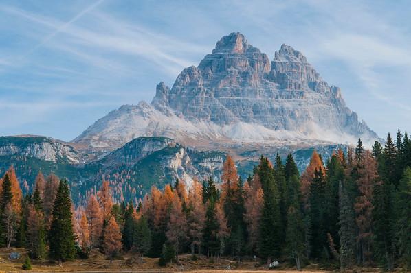 Naturpark 3 Zinnen, Dolomiten, Südtirol