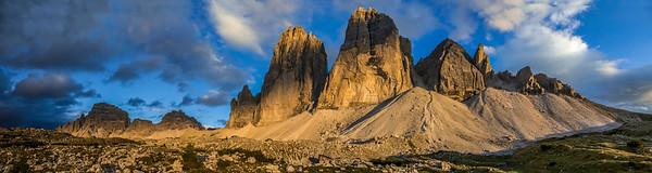 Dolomiti di Sesto Natural Park, Alta Pusteria, Trentino-Alto Adige, Italy