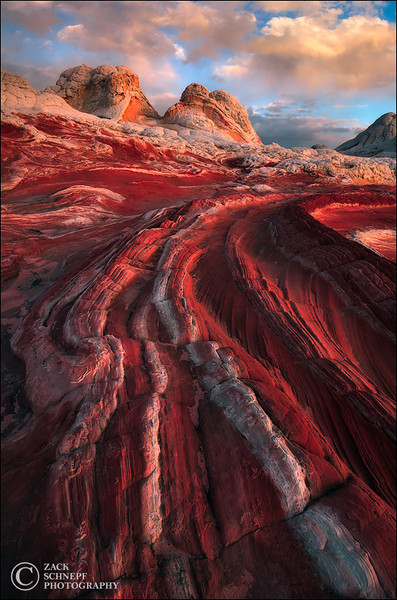 "<font color=""#FFFFFF"" size=""4"" face=""Verdana, Arial, Helvetica, sans-serif"">Planet Crimson</font><br> Vermillion Cliffs, Arizona"