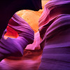 "<font color=""#FFFFFF"" size=""4"" face=""Verdana, Arial, Helvetica, sans-serif"">Angel in Velvet</font><br> Antelope Canyon, Arizona"