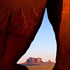 "<font color=""#FFFFFF"" size=""4"" face=""Verdana, Arial, Helvetica, sans-serif"">Teardrop Arch</font><br> Monument Valley, Utah"