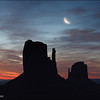 "<font color=""#FFFFFF"" size=""4"" face=""Verdana, Arial, Helvetica, sans-serif"">Moon Over Mittens</font><br> Monument Valley, Utah"