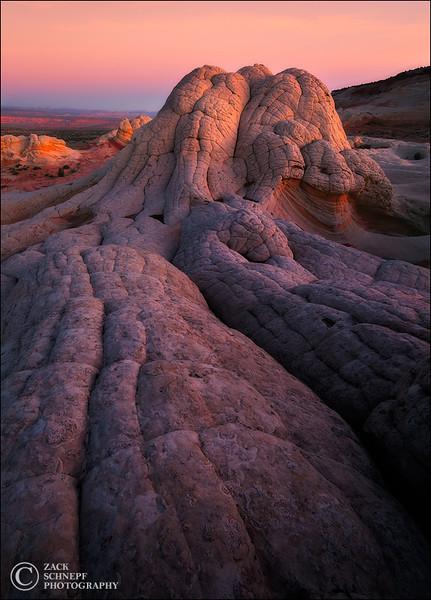 """<font color=""""#FFFFFF"""" size=""""4"""" face=""""Verdana, Arial, Helvetica, sans-serif"""">Beautiful Otherness</font><br> Vermillion Cliffs, Arizona"""