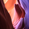 "<font color=""#FFFFFF"" size=""4"" face=""Verdana, Arial, Helvetica, sans-serif"">Sandstone Waves</font><br> Antelope Canyon, Arizona"