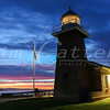 Mark Abbott Memorial Lighthouse Sunrise
