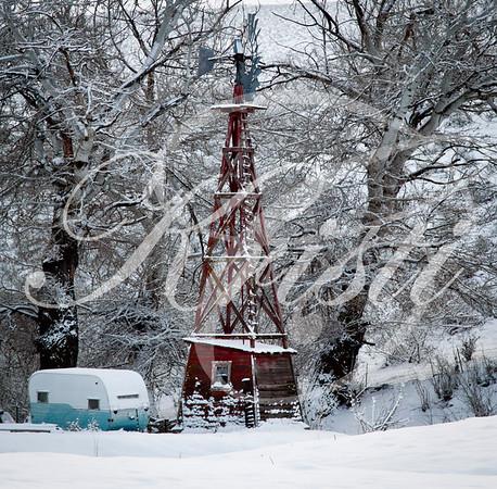 Windmill- Ephrata, WA