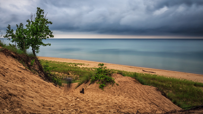 Lake Michigan Blues