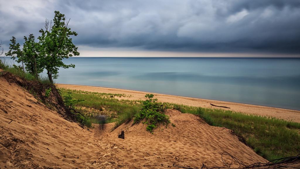 Lake Michigan Blues