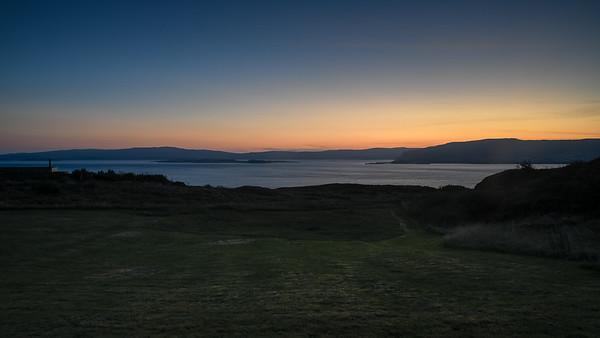 Sunrise at An Airigh