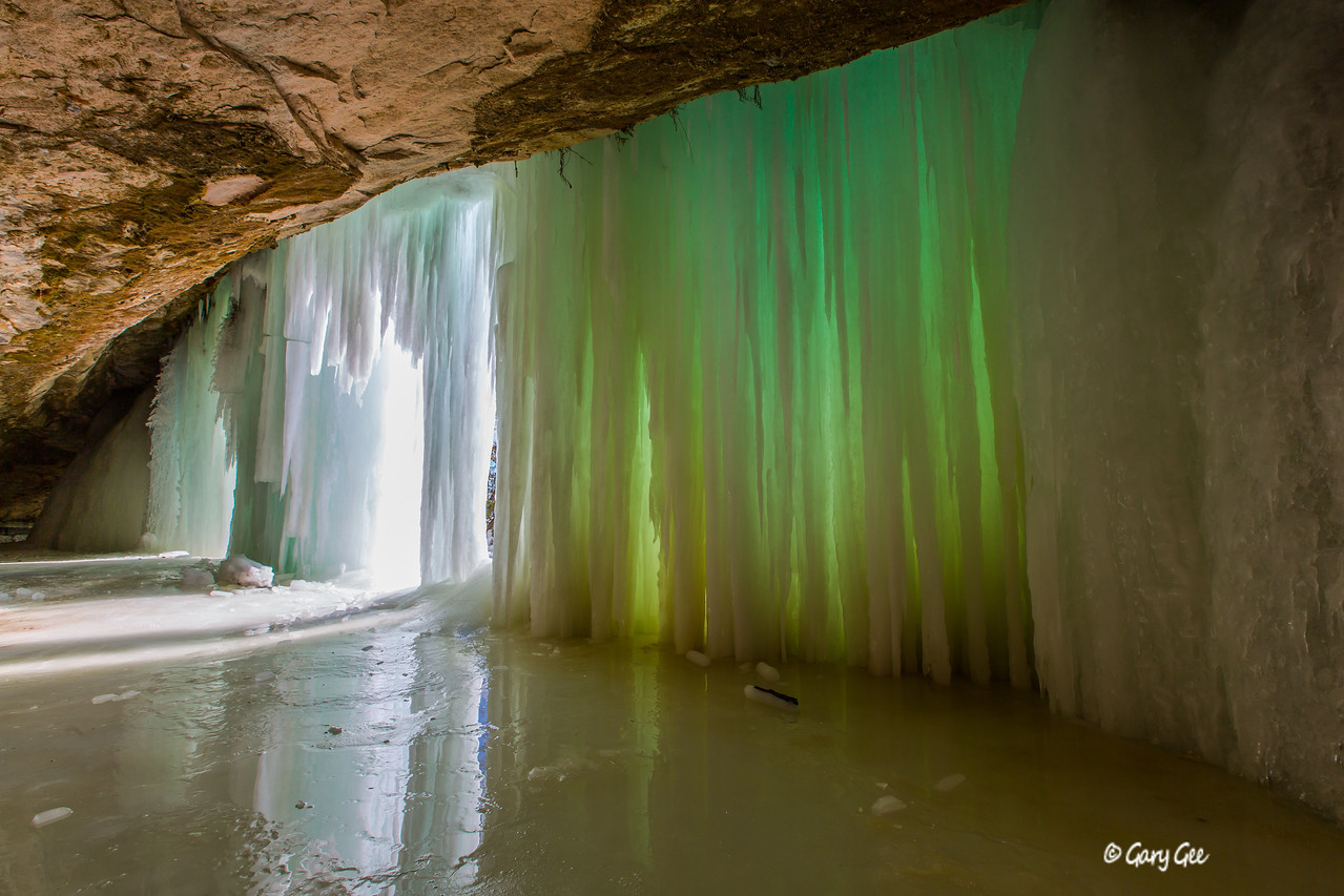 Ice Curtains Grand Island