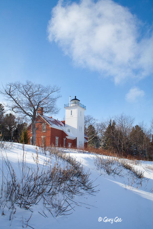 40 Mile Point Lighthouse Rogers City, Michigan