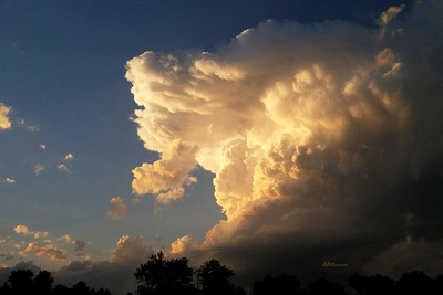 Thunderhead in Denver